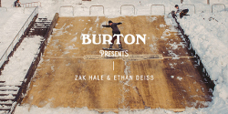 Burton Presents 2016 #1