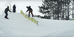 Burton Presents: Rope Tow