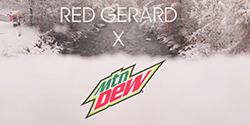 Red Gerard Road To Korea